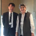 2019年3月22日(金)ゆの里 重岡社長による学会の報告会