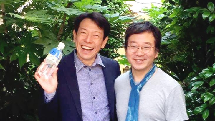 水と竹のオンラインお話会 ゆの里重岡社長×TAKEFU開発者相田雅彦さん コラボ講演会